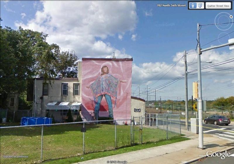 STREETVIEW : les fresques murales de Philadelphie  Patti_10
