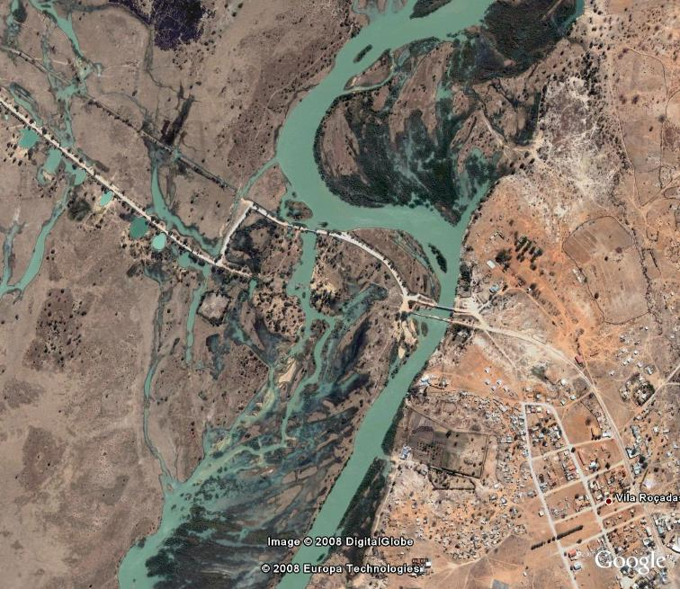 Les ponts du Rio Cunene - Angola Pont10