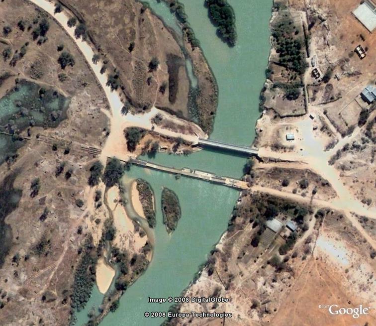 Les ponts du Rio Cunene - Angola Pont210
