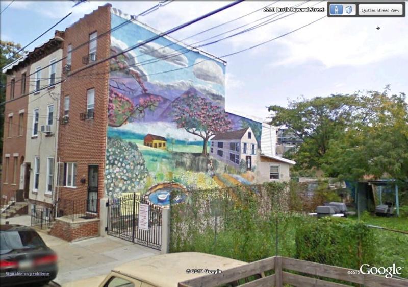STREETVIEW : les fresques murales de Philadelphie  - Page 2 Recuer10