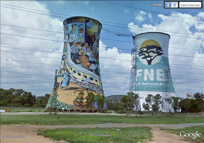 STREET VIEW : les fresques murales - MONDE (hors France) - Page 6 Soweto11