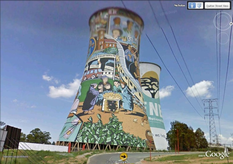 STREET VIEW : les fresques murales - MONDE (hors France) - Page 6 Soweto13