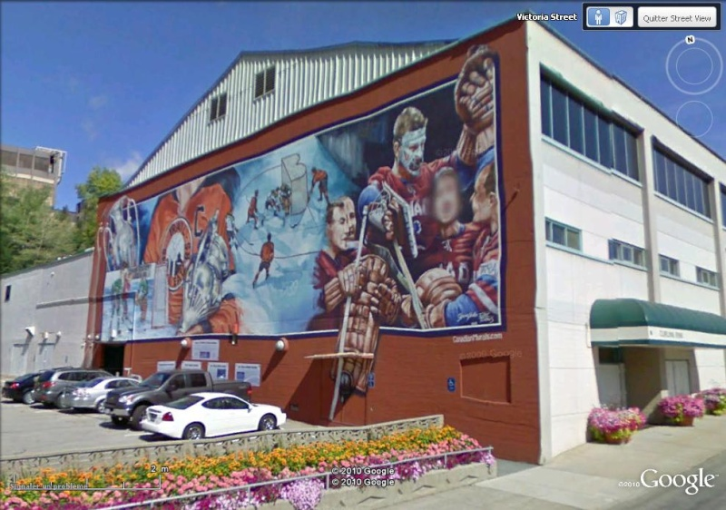 STREET VIEW : les fresques murales - MONDE (hors France) - Page 6 Trail10