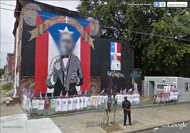 STREETVIEW : les fresques murales de Philadelphie  - Page 2 Vieq10