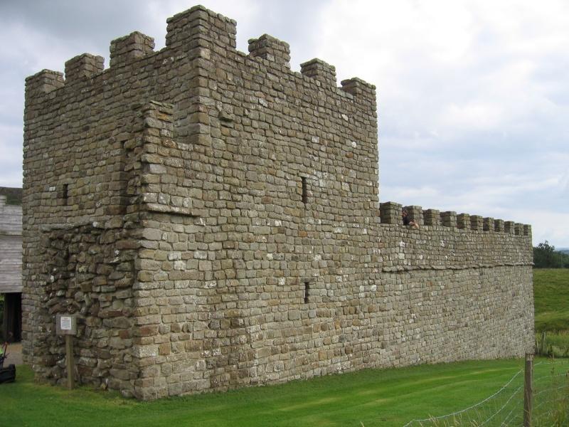 Le Mur d'Hadrien, frontière d'un empire - Page 2 Vindol11