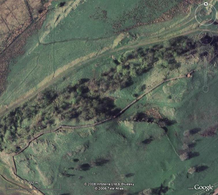 Le Mur d'Hadrien, frontière d'un empire Wallto10