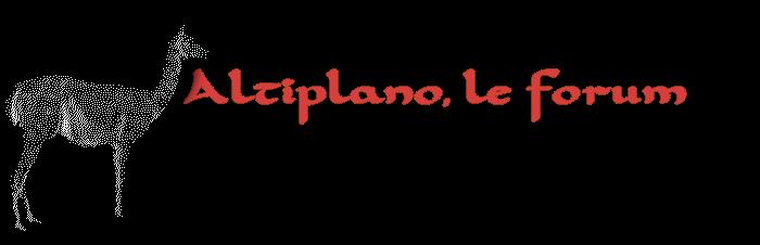 Accueil Altiplano
