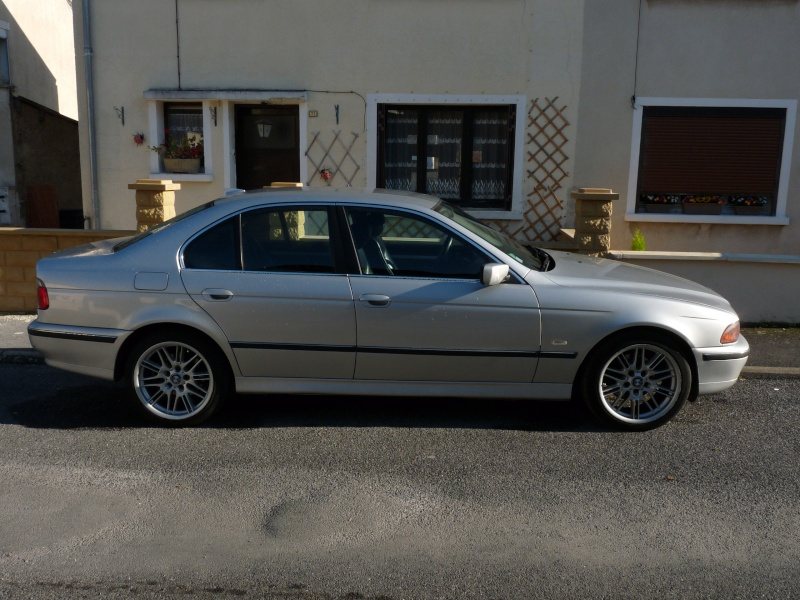 [BMW 525 tds E39] Quels pneus choisir en 18 pouces ? Voitur11