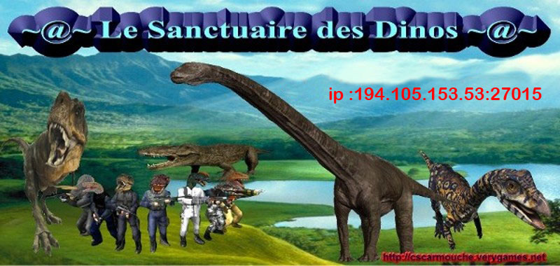 Le Sanctuaire des Dinos