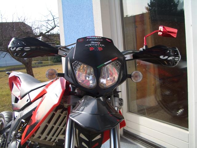 Meine Aprilia SX 2007 Cimg4113