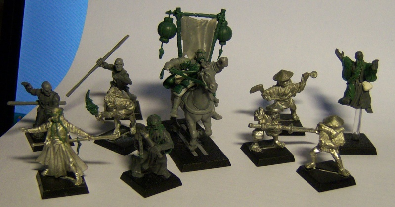 Eastern Promises - Battle Monks of Cathay warband The_ba11