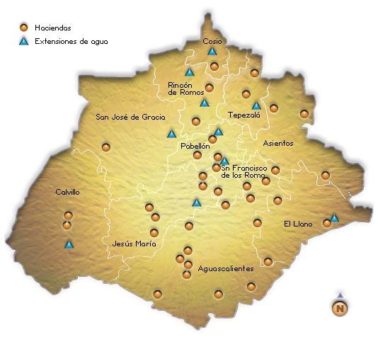 Ex-Haciendas de Aguascalientes. Hacien10