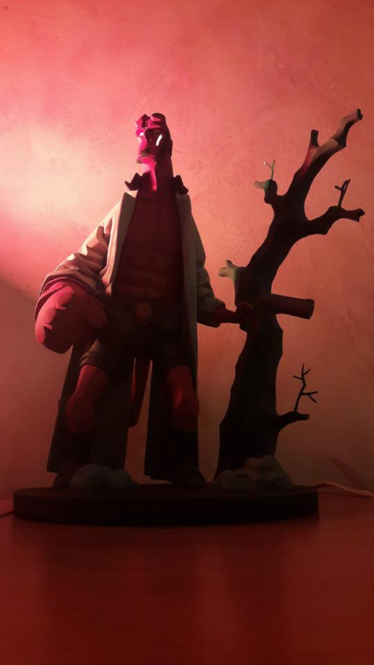 Hellboy, 1/8th scale H110