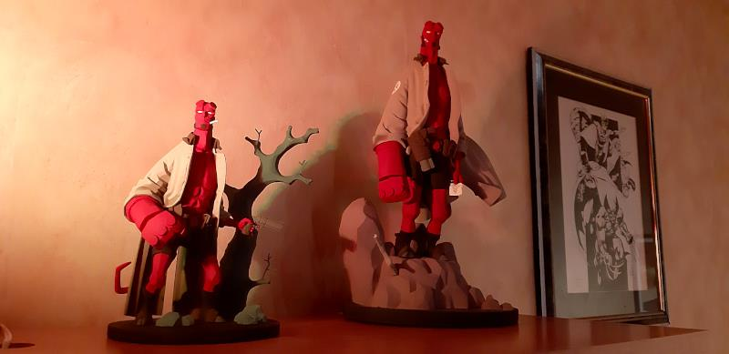 Hellboy, 1/8th scale H210