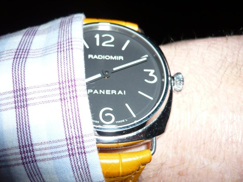 Mido - un feu de montres simples .......? P1000211