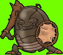 Battler monstre version BD 20994210