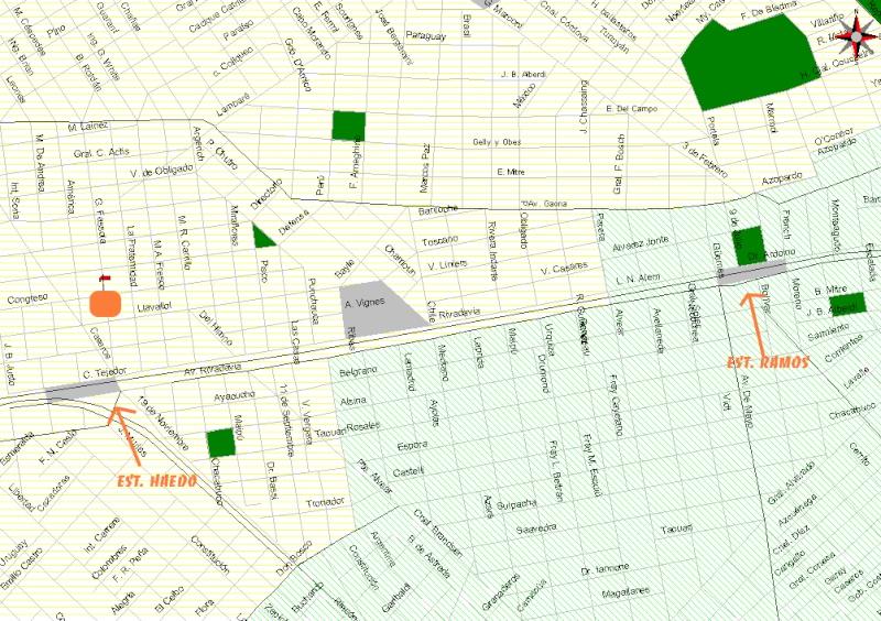 16 DE FEBRERO 23 HS. FIESTA DE DISFRACES Mapa10