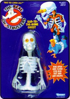 GHOSTBUSTERS the real / SOS Fantome  (Kenner) 1986-1991 Badtot10