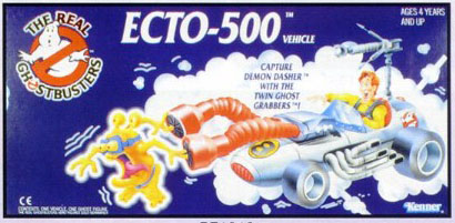 GHOSTBUSTERS the real / SOS Fantome  (Kenner) 1986-1991 Ecto5010