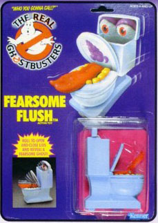 GHOSTBUSTERS the real / SOS Fantome  (Kenner) 1986-1991 Frears10