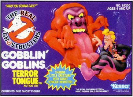GHOSTBUSTERS the real / SOS Fantome  (Kenner) 1986-1991 Ggterr11