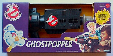 GHOSTBUSTERS the real / SOS Fantome  (Kenner) 1986-1991 Ghostb10