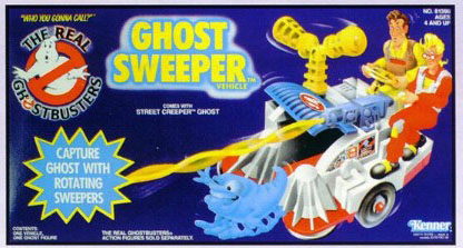 GHOSTBUSTERS the real / SOS Fantome  (Kenner) 1986-1991 Ghosts10