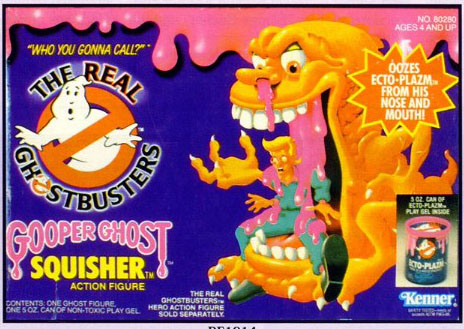 GHOSTBUSTERS the real / SOS Fantome  (Kenner) 1986-1991 Gooper11