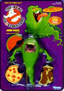 GHOSTBUSTERS the real / SOS Fantome  (Kenner) 1986-1991 Greeng11