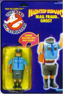 GHOSTBUSTERS the real / SOS Fantome  (Kenner) 1986-1991 Haunte10