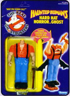 GHOSTBUSTERS the real / SOS Fantome  (Kenner) 1986-1991 Hhhard10