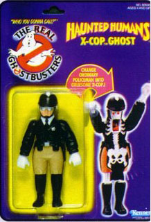 GHOSTBUSTERS the real / SOS Fantome  (Kenner) 1986-1991 Hhxcop10