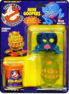 GHOSTBUSTERS the real / SOS Fantome  (Kenner) 1986-1991 Minigo10