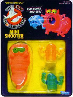 GHOSTBUSTERS the real / SOS Fantome  (Kenner) 1986-1991 Minish10