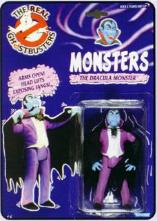 GHOSTBUSTERS the real / SOS Fantome  (Kenner) 1986-1991 Monste10