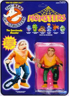GHOSTBUSTERS the real / SOS Fantome  (Kenner) 1986-1991 Monste12