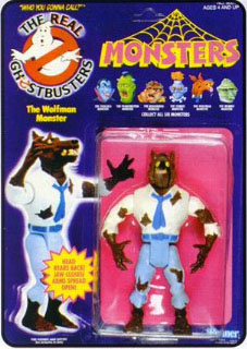 GHOSTBUSTERS the real / SOS Fantome  (Kenner) 1986-1991 Monste13