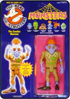 GHOSTBUSTERS the real / SOS Fantome  (Kenner) 1986-1991 Monste14