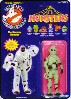 GHOSTBUSTERS the real / SOS Fantome  (Kenner) 1986-1991 Moster10