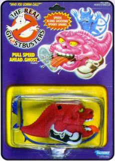 GHOSTBUSTERS the real / SOS Fantome  (Kenner) 1986-1991 Pullah10