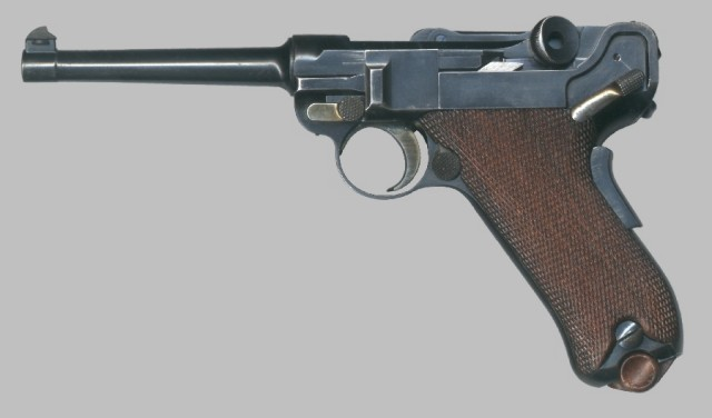 Weapons Luger-10