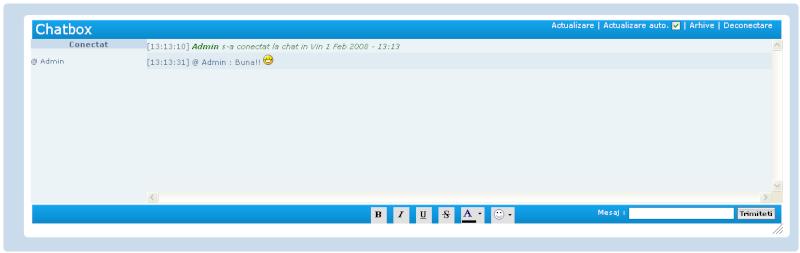 Chatbox Chatbo11