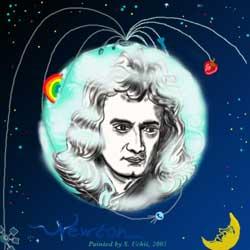 Các phương trình đẹp nhất mọi thời đại Newton10