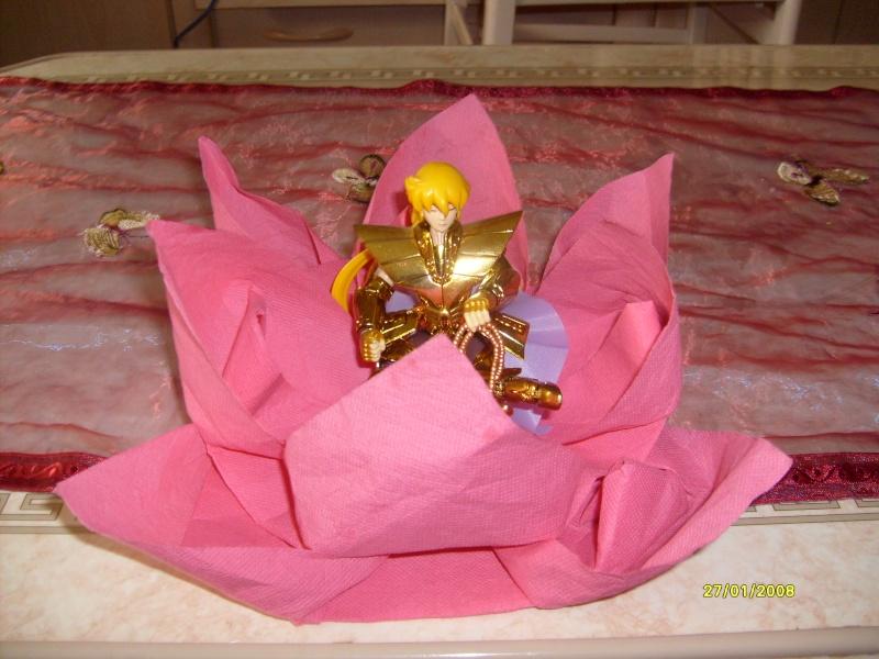 Fleur de Lotus pour Shaka S6300410