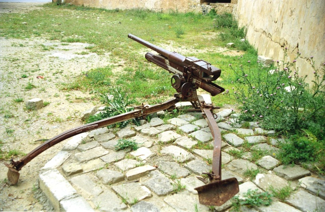 47 mm APX Mle 1937 / 4.7cm Pak 181 (f) Fort_d10