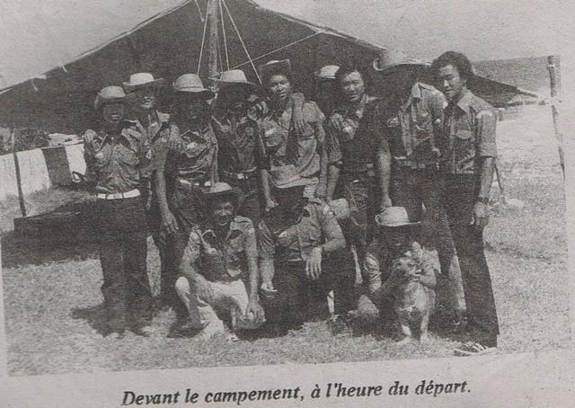 En mission dans les îles : fourrier, scout, charpentier, assembleur soudeur Ccf11020