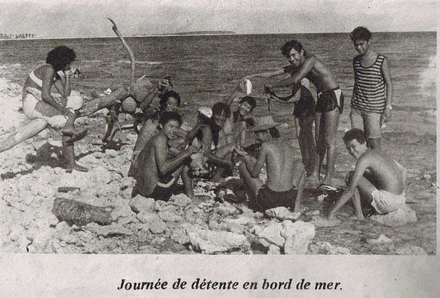 En mission dans les îles : fourrier, scout, charpentier, assembleur soudeur Ccf12012