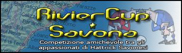 Hattrick Savona RivierCup