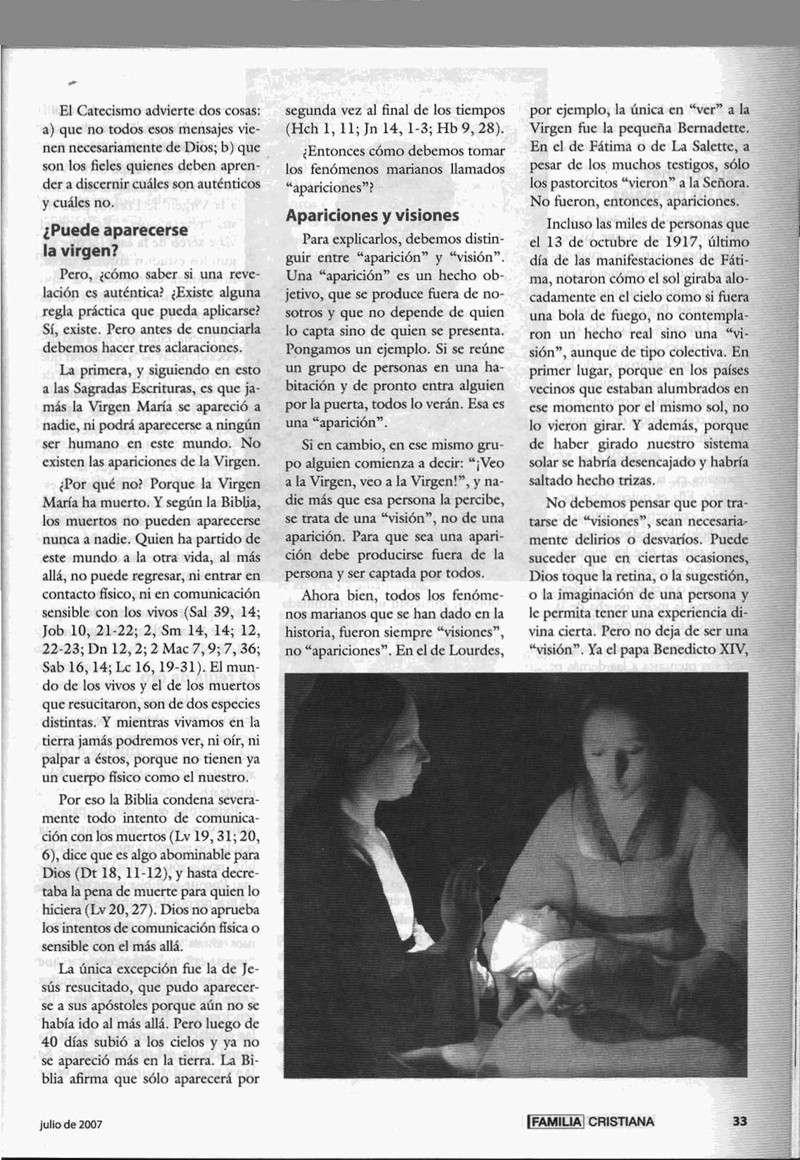 Mensaje de la Virgen en Talavera y relación con las psicos de BSP Virgen12