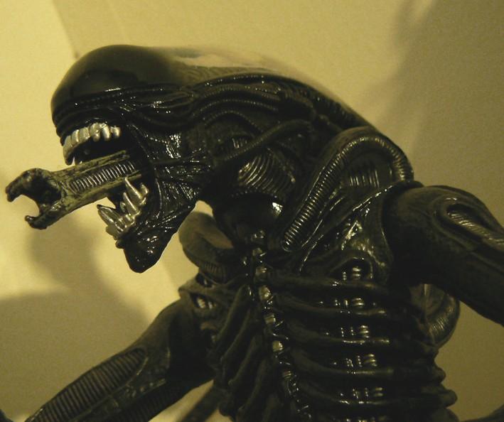 Collection N°172 : Olivier Alien10